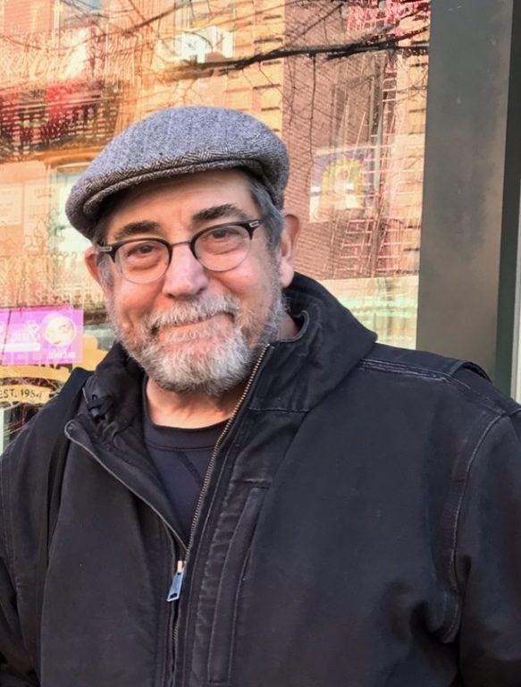 fullsizeoutput_1364 W&L Hosts Memoirist Bob Rosenthal on Poet Allen Ginsberg