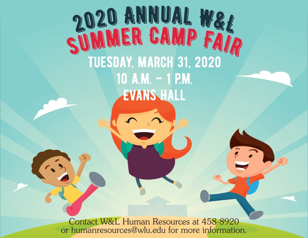 Summer-Camp-Flyer-RISE-scaled Canceled - W&L to Host Annual Summer Camp Fair