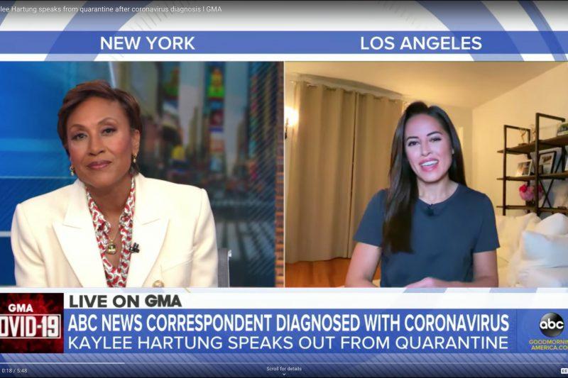kaylee_gmac-800x533 Alumna Shares Coronavirus Story