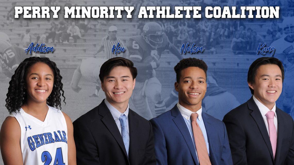 PMAC Minority Student-Athletes Form New Campus Group