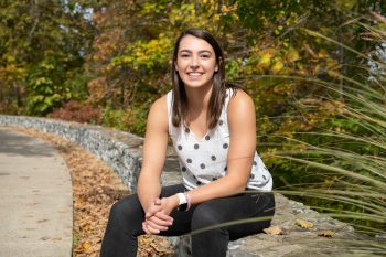 erin_hughes-350x233 Erin Hughes '21 Named ODK National Leader of the Year in Athletics