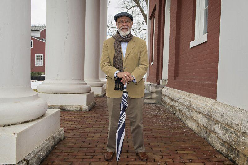 DeLaney_Colonnade-800x533 In Memoriam: Theodore Carter DeLaney Jr. '85, professor of history emeritus