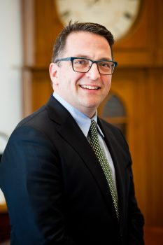 Barsanti-Headshot-233x350 Director of the Library Company of Philadelphia to Give 2021 Founders Day Address