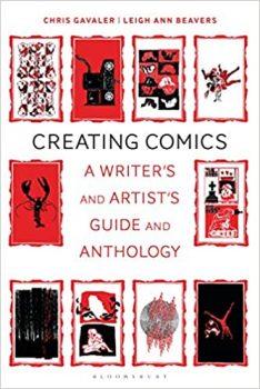 Creating-Comics-234x350 W&L Professors Beavers and Gavaler Publish Textbook