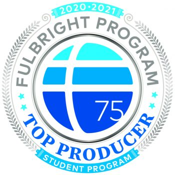 Fulbright_Top-Student-Producer-2020-21-350x350 W&L a Top Producer of Fulbright U.S. Students for Third Straight Year