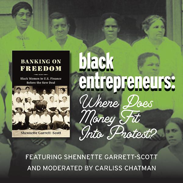 black-entrepreneurs W&L Presents 2021 Ted Delaney Lecture