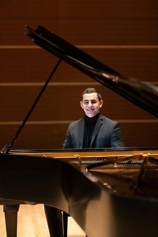 masi64 W&L Presents Senior Recital Featuring Robert Masi '21
