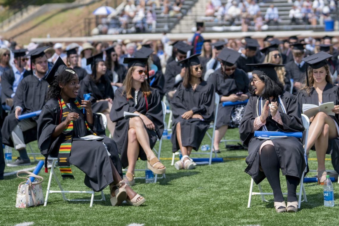 DSC1374-scaled Washington and Lee Graduates 444 Students at 234th Commencement