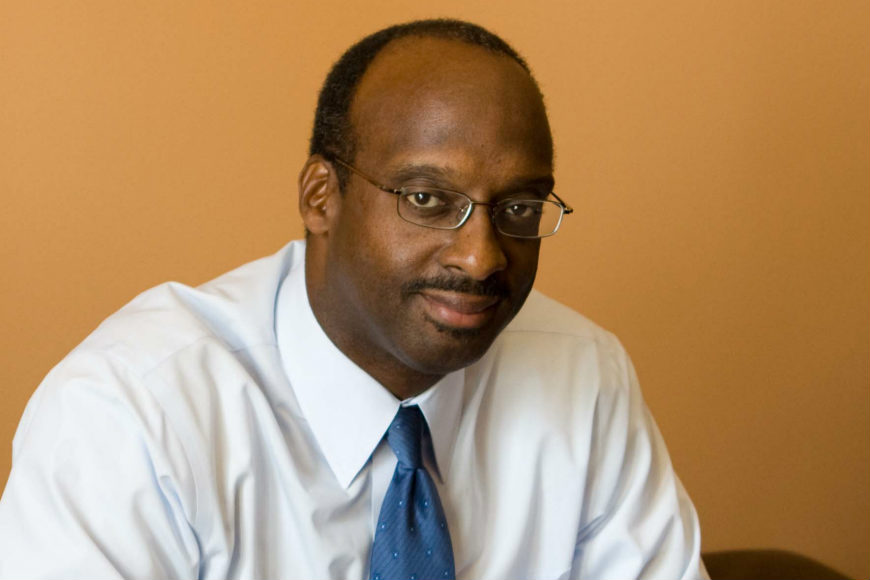 featureOrenGriffin2 Oren Griffin '96L Named Dean of Tulsa College of Law